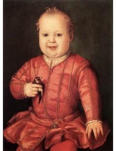 Portrait of Giovanni de Medici as a Child