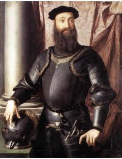 Tytuł: Portrait of Stefano IV Colonna, Autor: Agnolo Bronzino