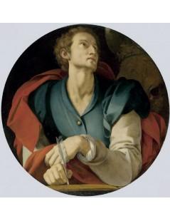 Tytuł: St. Luke, Autor: Agnolo Bronzino