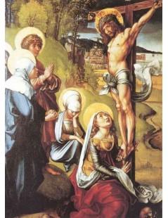 Tytuł: The Seven Sorrows of the Virgin Crucifixion, Autor: Albrecht Durer