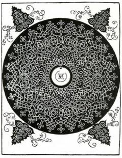Tytuł: Third Knot, Autor: Albrecht Durer