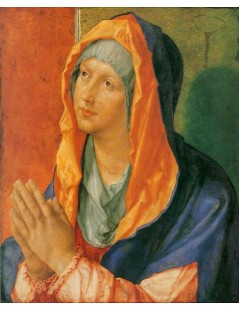Tytuł: Virgin Mary in Prayer, Autor: Albrecht Durer