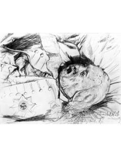 Tytuł: Body of Field, Autor: Adolph Menzel