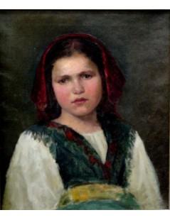 A Neapolitan Girl