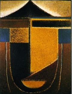Tytuł: Abstract Head Homer, Autor: Alexei Jawlensky