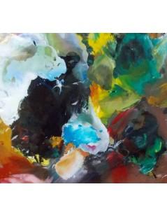Tytuł: Nowoczesna abstrakcja II, Autor: Emilia Czupryńska