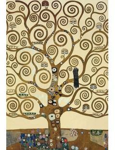 Tytuł: Tryptyk - Drzewo życia 2, Autor: Gustav Klimt