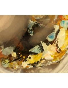 Tytuł: Twarz wiatru, Autor: Emilia Czupryńska