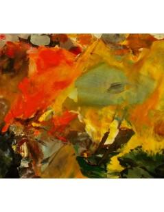 Tytuł: Gorąca kompozycja, Autor: Emilia Czupryńska