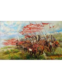 Szarża husarii pod Wiedniem 1683, Husaria