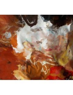 Abstrakcja Agat półszlachetny