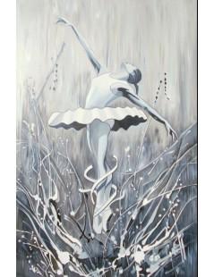 Tytuł: Balet, Autor: Emilia Czupryńska