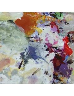 Tytuł: Miłość Abstrakcja, Autor: Emilia Czupryńska